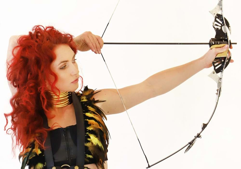 Sara Twister: Ready. Aim. Fire. gallery image