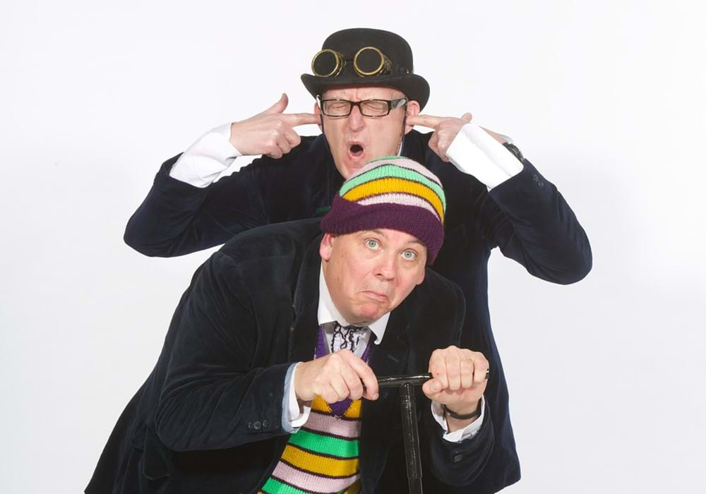 The Raymond & Mr Timpkins Revue: HAM @ Old Boys Theatre gallery image